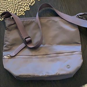 Lululemon bag • like new :) • purple/gray color